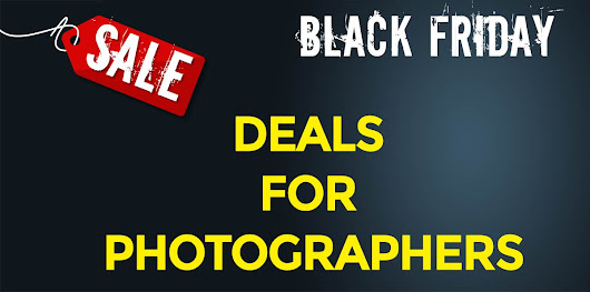 Best Cyber Monday Deals for Photographers