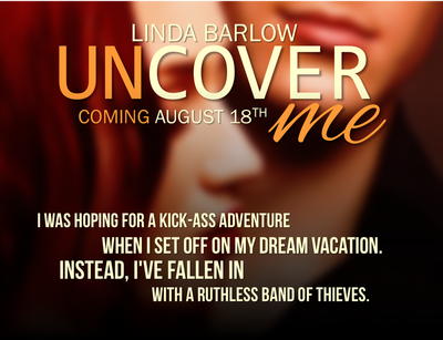Release Day: Uncover Me by Linda Barlow