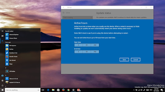 Windows 10 build 14942 rolls out with new features and changes • Pureinfotech