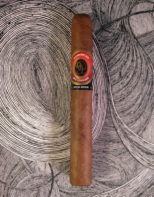 Cigar Review: Dominican Big Leaguer Habano