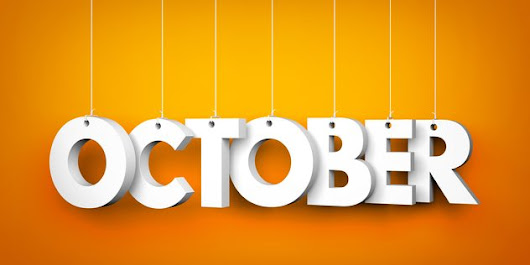 October Marketing Tools Are Live! | Real Estate Marketing News