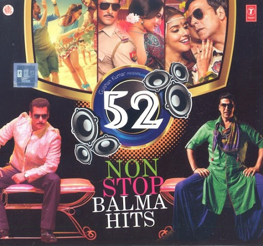 52 Non Stop Balma Hits (2013) -NONSTOP MIX :CHIEFSWORLD
