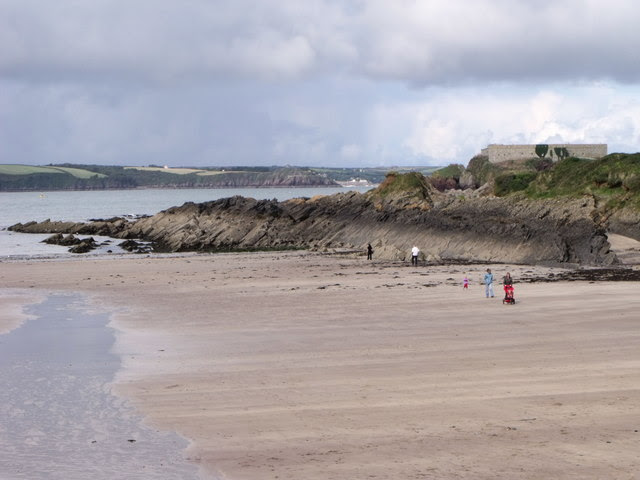 West Angle Beach Pembrokeshire Nick Macneill