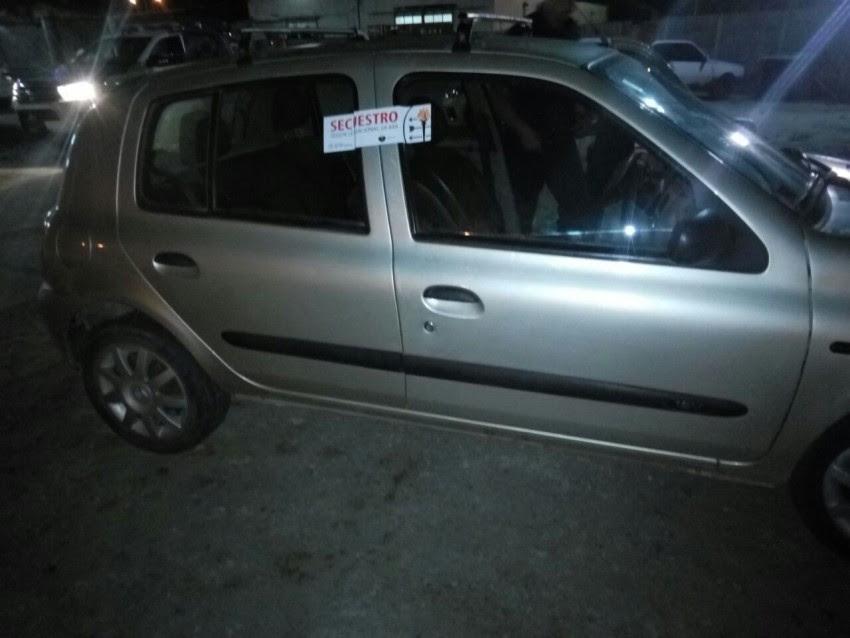 auto secuestrados