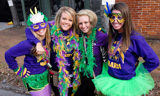 Mardi Gras: Top 9 Cities Not Named New Orleans to Celebrate Fat Tuesday - AOL Travel Ideas