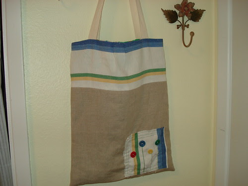 "my ""tea towel"" tote"