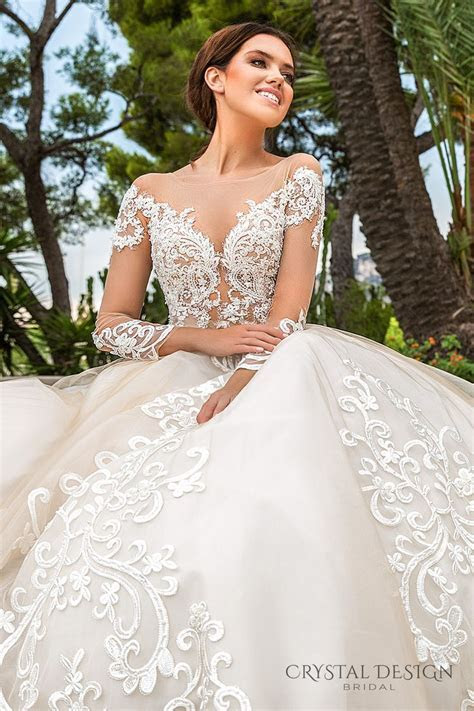 657 best images about Ball Gown, A line, Princess Wedding