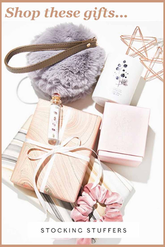 Stocking Stuffers for the Fashionista ~ Lou 16