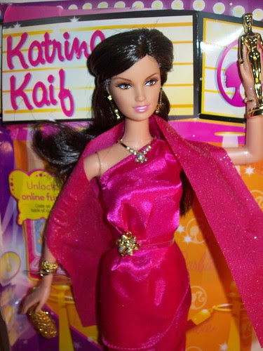 Katrina Kaif Barbie  by The Doll Cafe