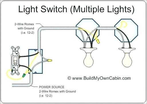 Diagram Wiring Diagram 2 Lights 1 Switch Full Version Hd Quality 1 Switch Diagramliug Chihachiamato It