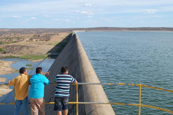 Sistema hidráulico do projeto tem como manancial o rio Apodi, que possui vazão regularizada pela Barragem Santa Cruz do Apodi