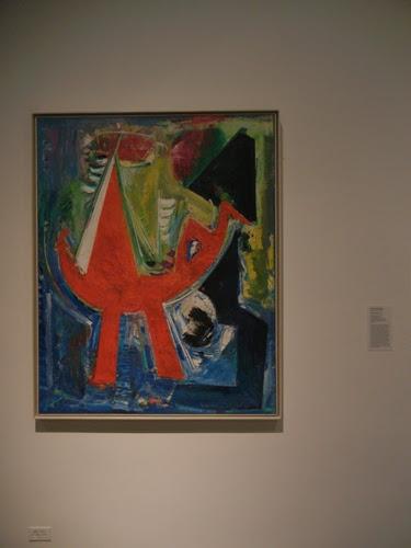 DSCN7907 _ Flight, 1952, Hans Hofmann (1880-1966), LACMA