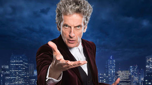 Latest Doctor Who Christmas Special Finally Lets Peter Capaldi Shine