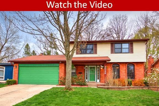 3648 Middleton Drive, Ann Arbor, MI 48105 (MLS #3248168) :: The Toth Team