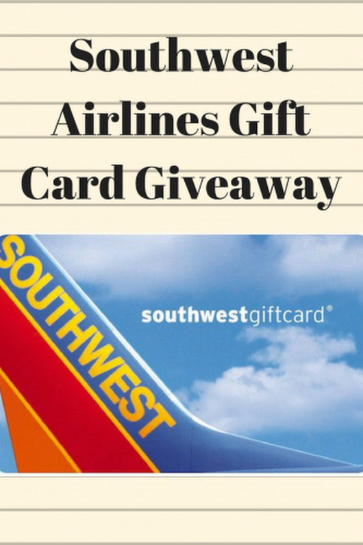 April Southwest Gift Card Giveaway (Ends 5/17) - Mom and More