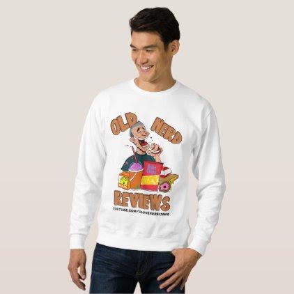 Old Nerd Reviews Men's Sweat Shirt