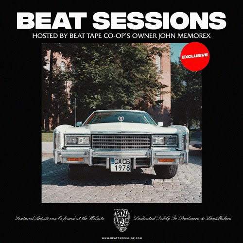 Beat Sessions - Episode 21 with John Memorex by NINETOFIVE ®