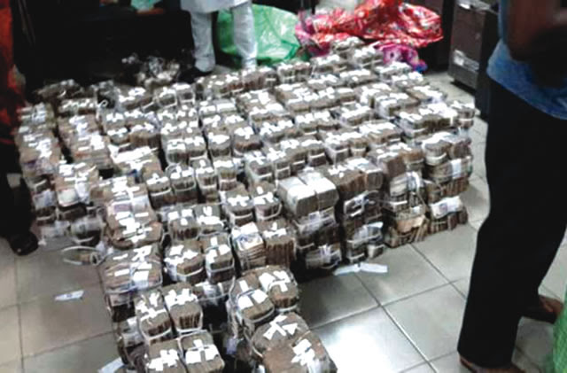 EFCC uncovers another N250.5m in Lagos market
