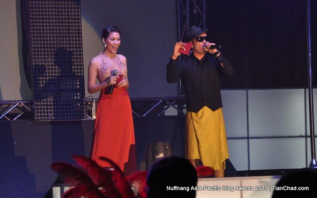 Nuffnang Asia-Pacific Blog Awards 2011 | TianChad.com