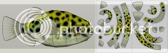 photo puffer fish papercraft via papermau 01_zps0tkesbpy.jpg