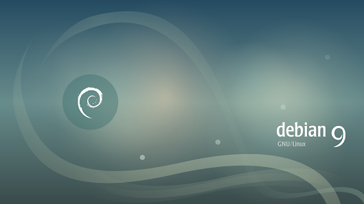 "Bits from Debian - ""softWaves"" will be the default theme for Debian 9"