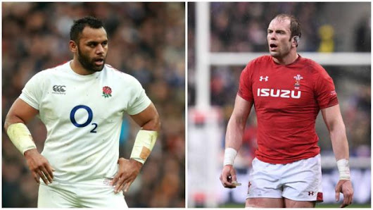 Wales v England: Six Nations higher or lower quiz - which player weighs more?