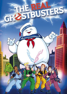 Real Ghostbusters, The - Season 4