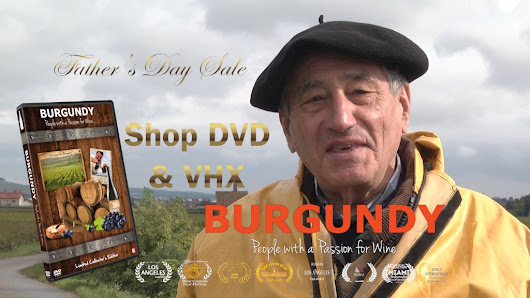 Father's Day Sale Burgundy: People with a Passion for Wine Film