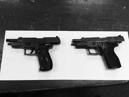 Cocaine, Marijuana and Air Soft Gun Found During Traffic Stop in Washington NJ - Morris County NJ Criminal Lawyers
