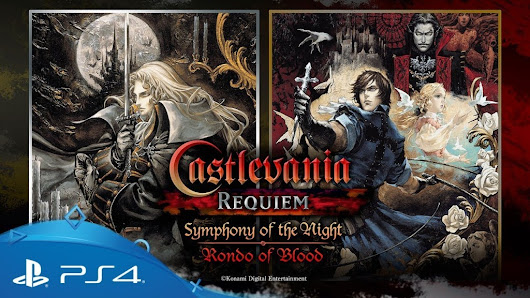 Game Review: Castlevania Requiem | Selective Hearing