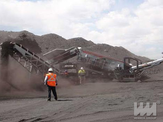 Environmental Protection Technology Measures in Rock Crushing Production Line