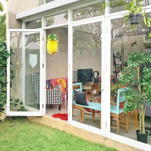 Dapur Sederhana Teras Belakang | Ide Rumah Minimalis