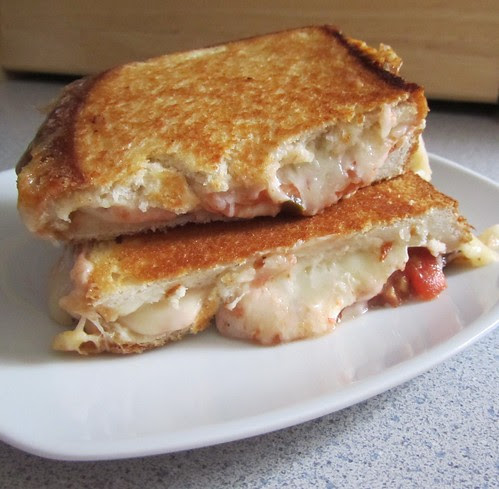 Gooey-Good Grilled Cheese