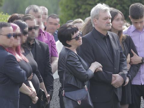 Pogrzeb Magdaleny Żuk. Markus nie przyszedł