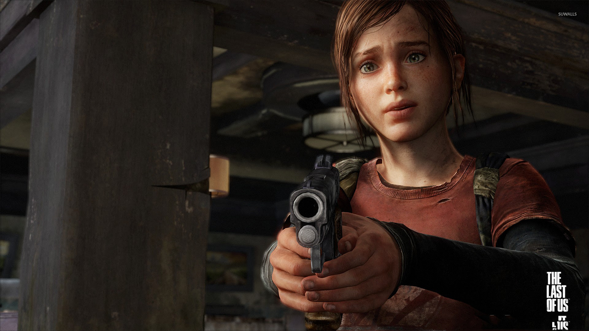 Ellie The Last Of Us Wallpaper 1096885