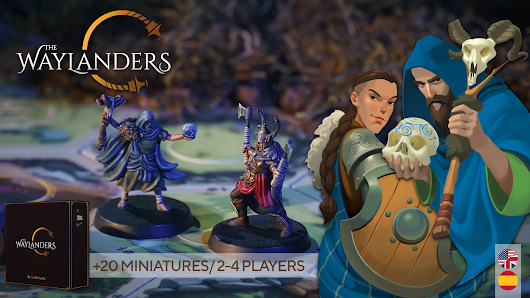 The Waylanders | the board game