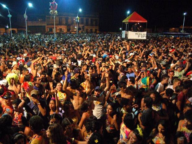 Carnaval Bragança Pará (Foto: Divulgação)