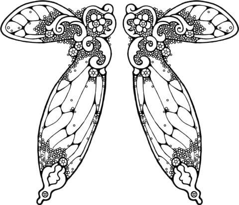 37 engelsflügel zum ausmalen - besten bilder von ausmalbilder