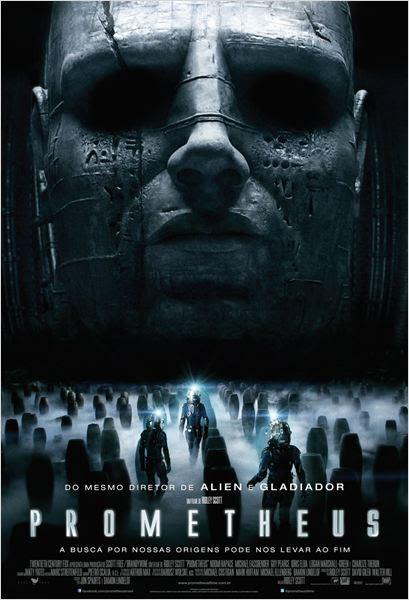 Prometheus : poster