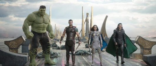 New Thor: Ragnarok Trailer & Poster - My No-Guilt Life