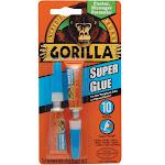Gorilla Glue Super Glue - 2 pack, 0.11 fl oz tubes