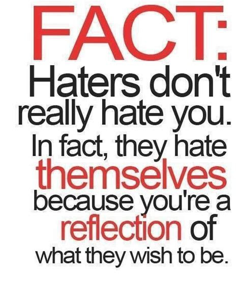 Quotes Haters Jealous