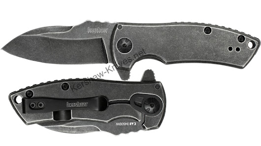 Kershaw Spline Assisted Opening Knife 3450BW