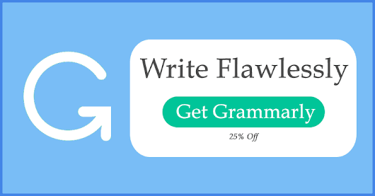 Get Grammarly and Write Like a Professional Writer