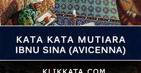 kata bijak islami kumpulan kata kata bijak avicenna ibn