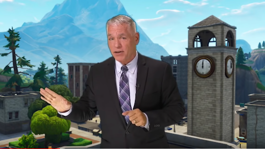 VoiceoverPete Got Banned from Fiverr for Being a Fortnite Meme