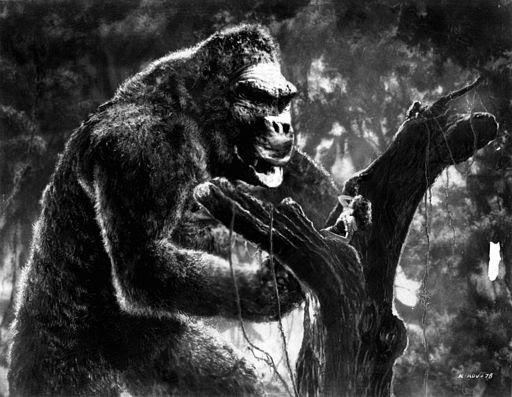 King Kong Fay Wray 1933