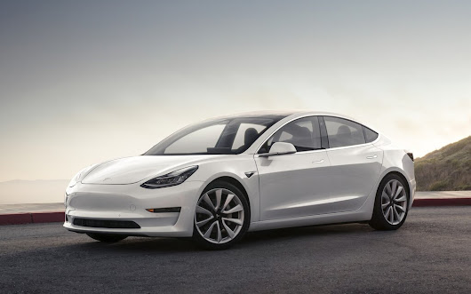 The Tesla Model 3 is the #8 bestselling Car in Canada in 2018 - The Car Guide