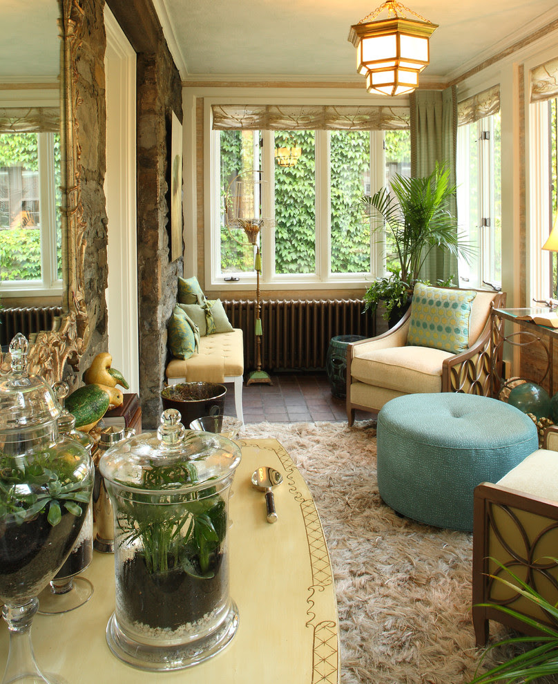 Transform Your Sunroom into Your Own Winter Garden ...
