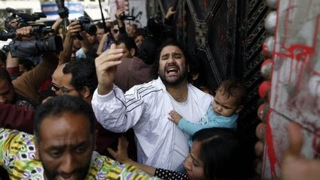 Egypt activist jailed for 15 years
